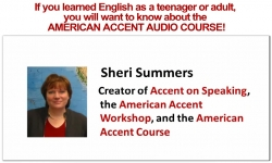 American Accent Audio Course
