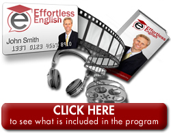 Effortless English program